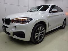 BMW X6xDrive 35i Mスポーツ セレクトP 正規認定中古車