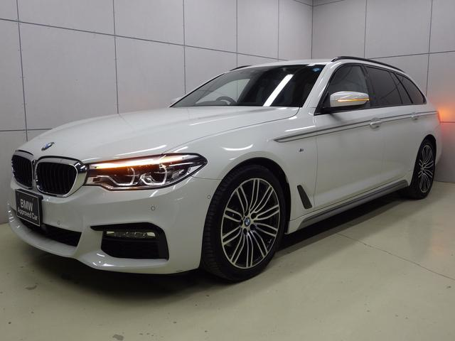 BMW 523dツーリング Mスポーツ デビューP 正規認定中古車