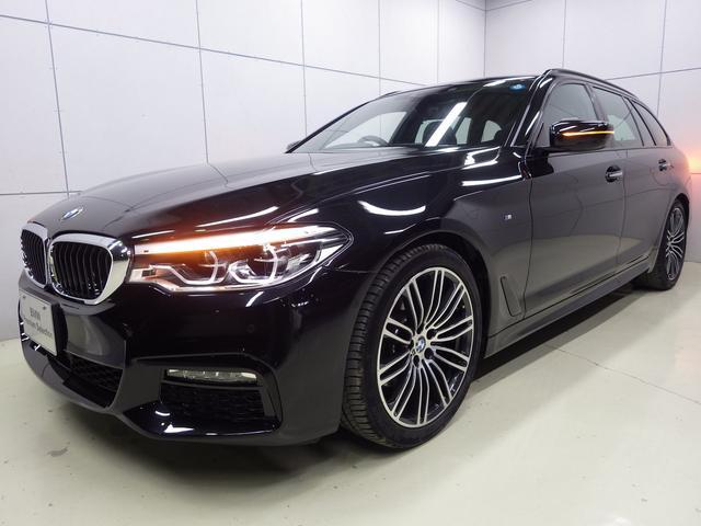 BMW 523iツーリング Mスポーツ 正規認定中古車