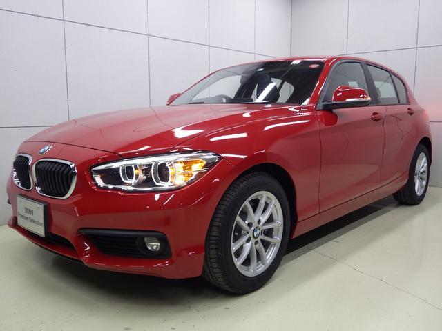 BMW 118i プラスパッケージ 正規認定中古車