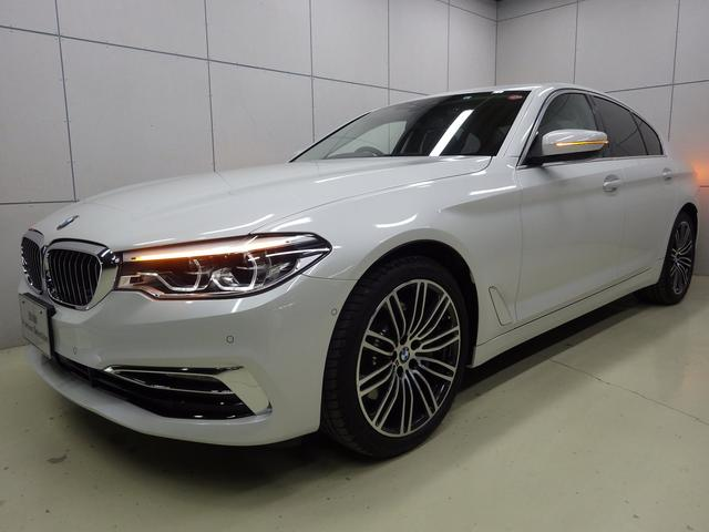 BMW 530iラグジュアリー コンフォートP 正規認定中古車