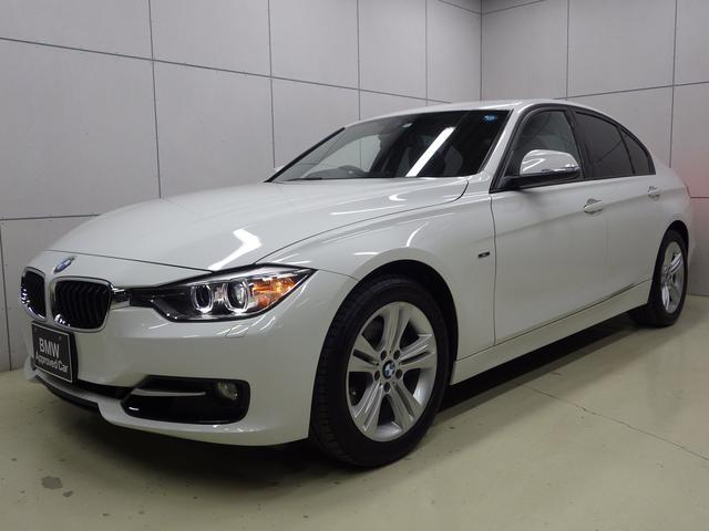 BMW 320i スポーツ スポーツAT 正規認定中古車