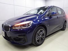 BMW218iグランツアラー スポーツ セイフティP 認定中古車