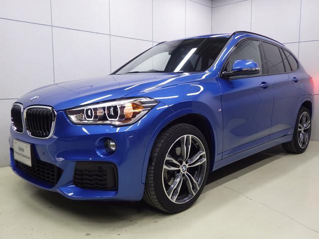 BMW xDrive 18d Mスポーツ セレクトP 正規認定中古車