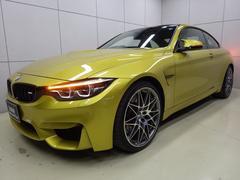 BMW M4M4クーペ コンペティション 正規認定中古車