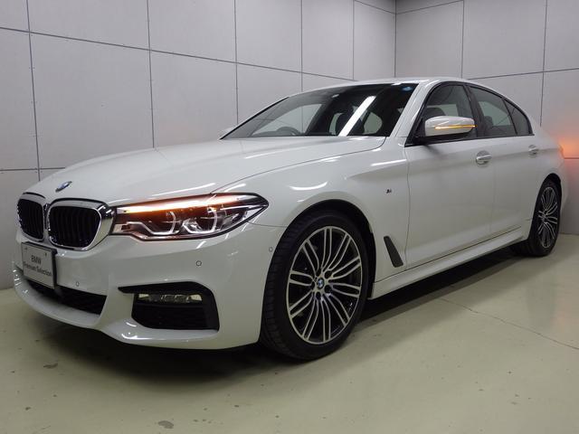 BMW 523d Mスポーツ 正規認定中古車