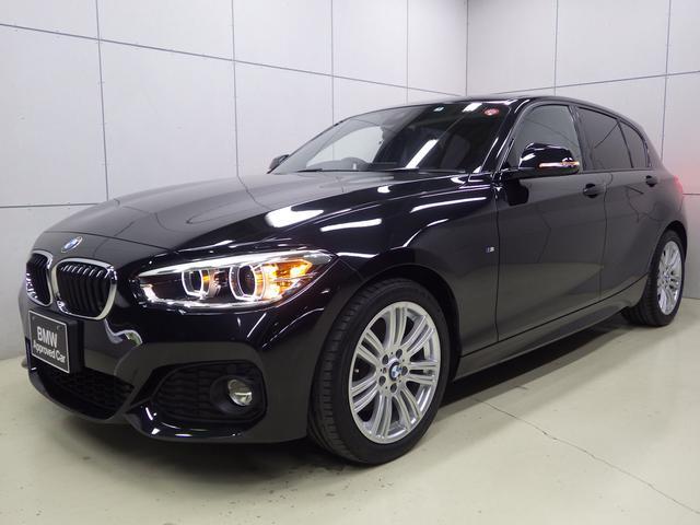 BMW 118d Mスポーツ パーキングサポートP 正規認定中古車