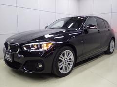 BMW118d Mスポーツ パーキングサポートP 正規認定中古車