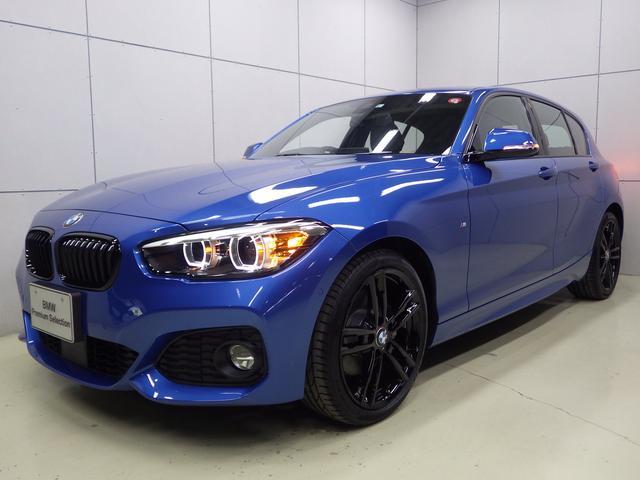 BMW 118d Mスポーツ エディションシャドー 正規認定中古車