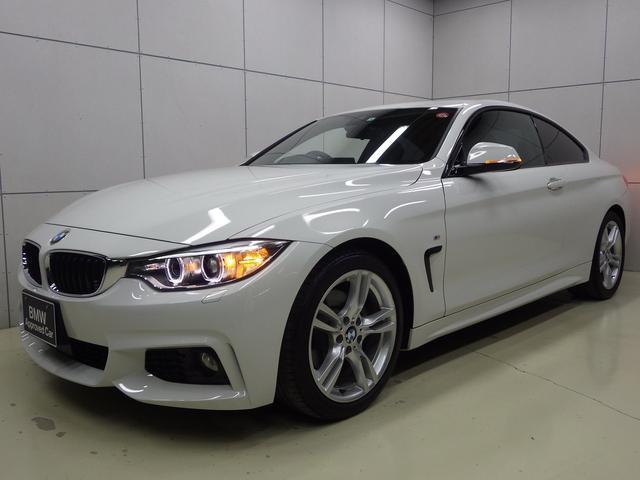 BMW 420iクーペ Mスポーツ 正規認定中古車