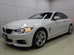 BMW420iクーペ Mスポーツ 正規認定中古車