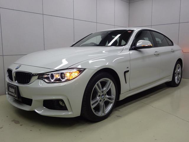 BMW 420i xDriveグランクーペ Mスポーツ 認定中古車