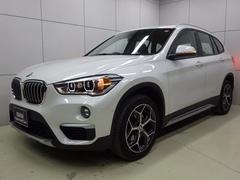 BMW X1xDrive 18d xライン ハイライン 正規認定中古車