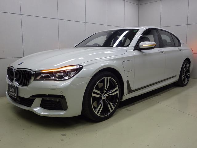 BMW 7シリーズ 740eアイパフォーマンス Mスポーツ 正規認定中古車