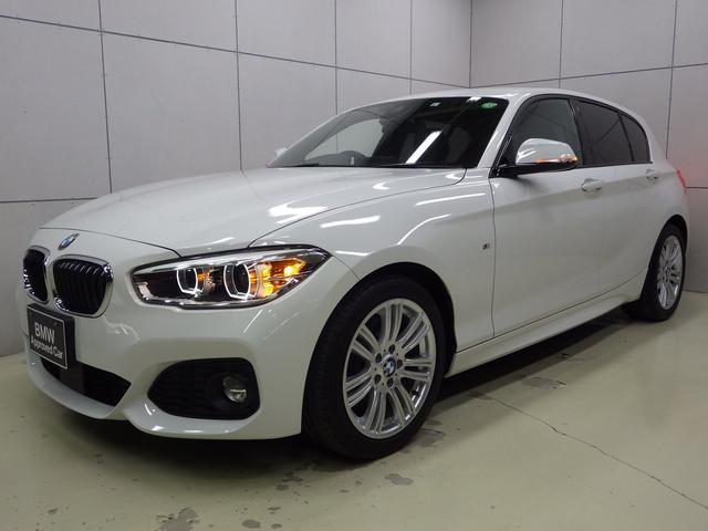 BMW 118d Mスポーツ 正規認定中古車