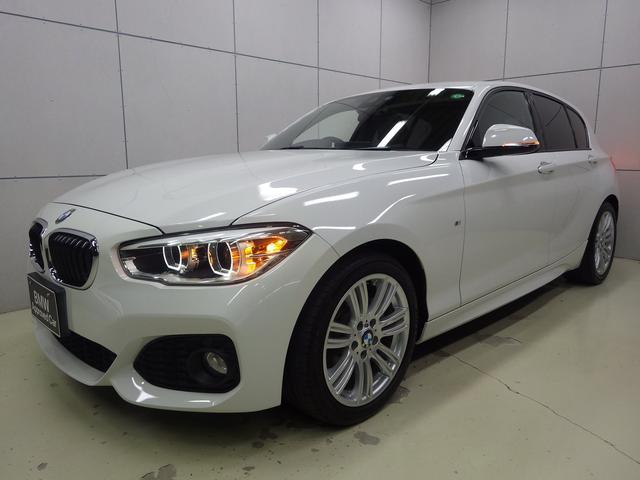 BMW 1シリーズ 118i Mスポーツ パーキングサポートP 正規認定中古車
