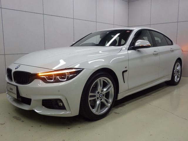 BMW 4シリーズ 420iグランクーペ Mスポーツ 正規認定中古車