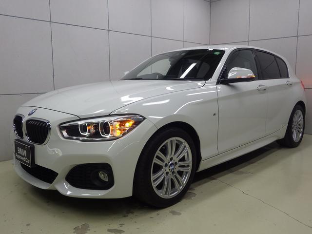 BMW 1シリーズ 118i Mスポーツ パーキングサポートパッケージ コンフォートパッケージ 正規認定中古車