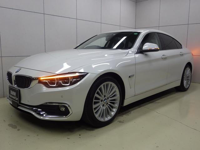 BMW 420iグランクーペ ラグジュアリー 正規認定中古車