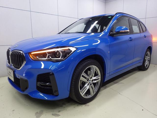 BMW X1 xDrive 18d Mスポーツ セイフティパッケージ コンフォートパッケージ 正規認定中古車