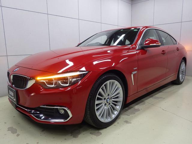 BMW 4シリーズ 420iグランクーペ ラグジュアリー 正規認定中古車