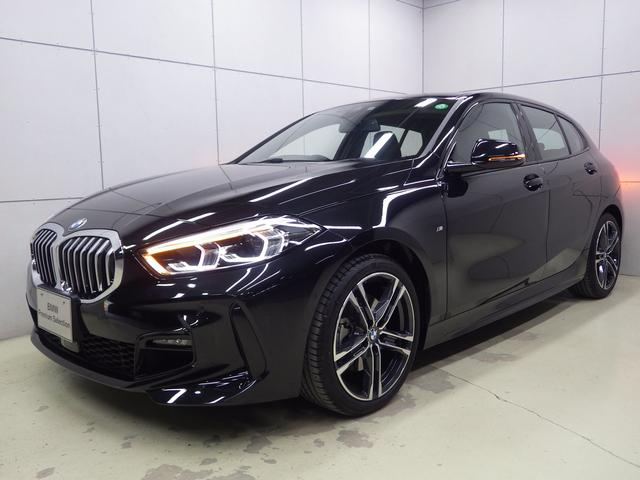 BMW 1シリーズ 118i Mスポーツ ナビパッケージ コンフォートパッケージ ストレージパッケージ アクティブクルーズコントロール 18インチアロイホイール 正規認定中古車