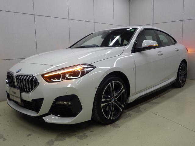 BMW 2シリーズ 218dグランクーペ Mスポーツエディションジョイ+ ナビパッケージ アクティブクルーズコントロール 正規認定中古車