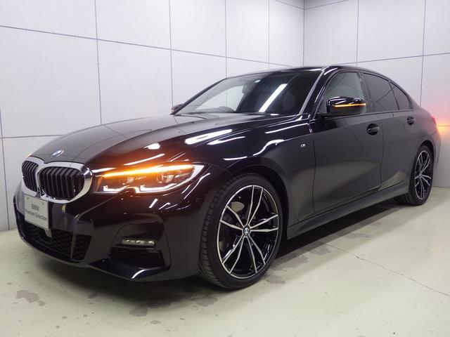 BMW 3シリーズ 320d xDrive MスポEDジョイ+ハイライP コンフォートパッケージ アクティブクルーズコントロール ヘッドアップディスプレイ コニャックレザーシート 19インチアロイホイール 正規認定中古車