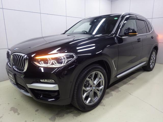 BMW xDrive 20d Xライン アクティブクルーズコントロール ヘッドアップディスプレイ ブラックレザーシート 19インチアロイホイール 正規認定中古車