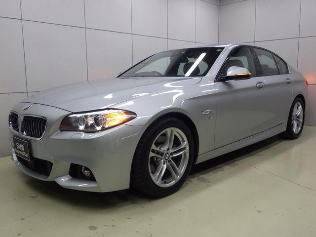 BMW 5シリーズ 523i Mスポーツ アクティブクルーズコントロール 正規認定中古車