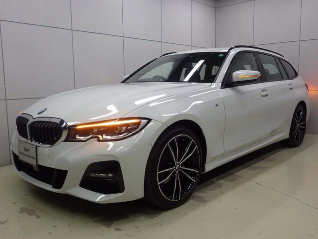 BMW 320d xDriveツーリングMスポツEDジョイ+ 19インチホイール