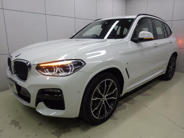 BMW X3 xDrive 20d Mスポーツハイラインパッケージ ハイラインパッケージ・20インチアロイホイール