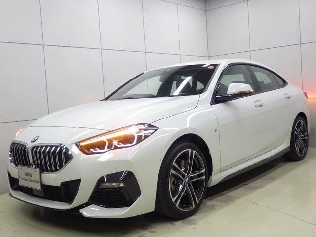 BMW 218dグランクーペ Mスポーツエディションジョイ+ ナビゲーションパッケージ アクティブクルーズコントロール 正規認定中古車