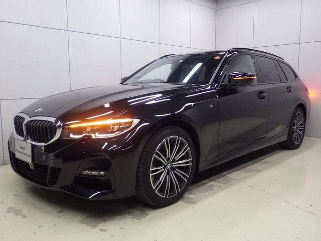 BMW 320d xDriveツーリングMスポツEDジョイ+