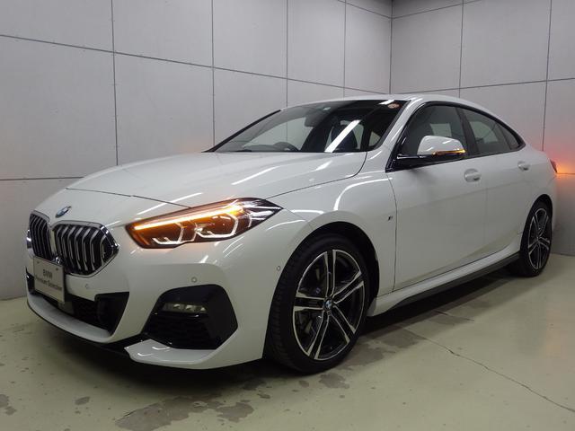 BMW 218dグランクーペ Mスポーツエディションジョイ+ 正規認定中古車