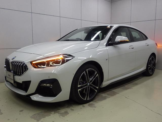 BMW 218dグランクーペ Mスポーツエディションジョイ+ パノラマサンルーフ+正規認定中古車