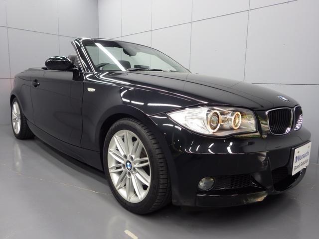 BMW 120i カブリオレ Mスポーツパッケージ