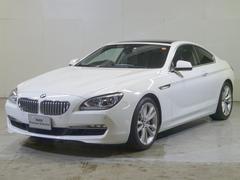 BMW650iクーペ ヘッドアップディスプレイ