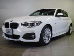 BMW118i MスポーツパーキングサポートACCパッケージ