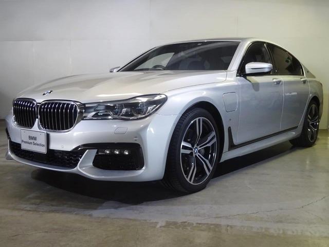 BMW 740eMスポーツリアコンフォート20インチBMW認定中古車