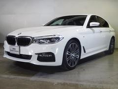 BMW523d Mスポーツ ハイラインコンフォートPKG19インチ