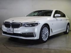 BMW523iラグジュアリー18インチランバーサポBMW認定中古車