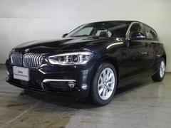 BMW118i スタイルACCパーキングサポートコンフォートPKG