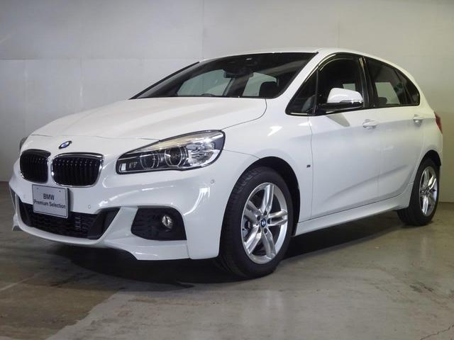 BMW 218i MスポーツコンフォートパーキングサポートPKG