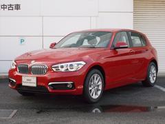 BMW118d スタイルパーキングサポートコンフォートPKG