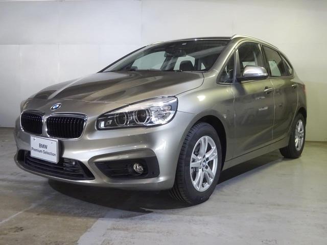 BMW 218dアクティブツアラーACCコンフォートパーキングサポー