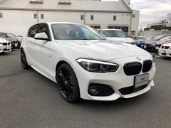 BMW118d EDITION SHADOW UP GLADE