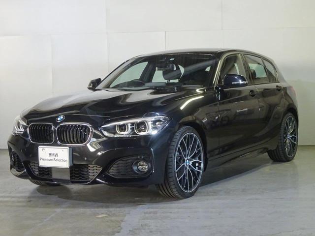 BMW 118i Mスポーツ 19インチ 標準17インチタイヤ付