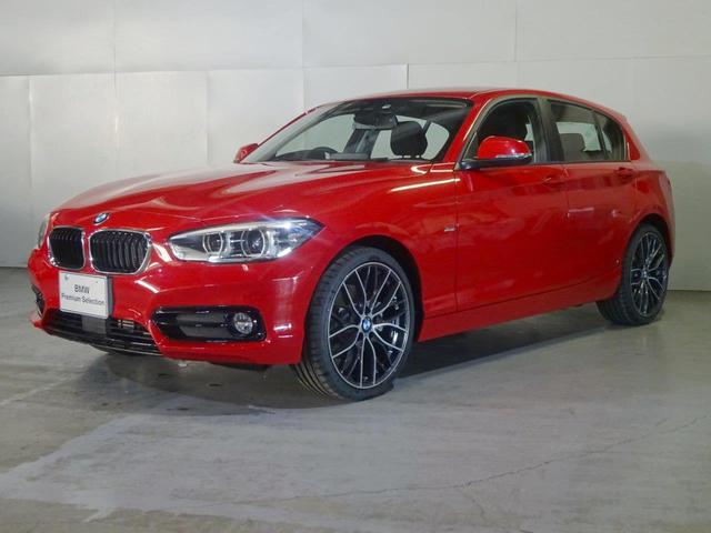 BMW 118dスポーツPerformanceAW19インチデモカー