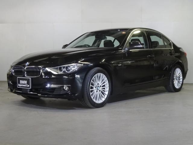 BMW 320iラグジュアリー黒革ACCスマートクルーズ